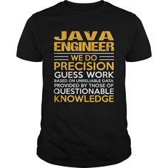 JAVA ENGINEER T-Shirts, Hoodies. GET IT ==►…