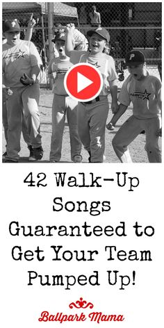 An easy to use list (with links) of Rock, Country, Rap, Top 40 and Christian warm-up music and walk-up songs for baseball and softball.