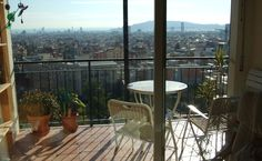 Awesome views. Apartment in #barcelona #spain #travel #travelfree