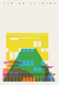Quando pensamos em silhuetas, geralmente o que nos vem em mente são aquelas figuras escuras, o positivo e o negativo, que definem a forma de um objeto, de pessoas, de edificações ou até mesmo de cidades. Mas quando se trata do trabalho de Yoni Alter temos que rever nossos conceitos e aprender a pensar diferente.