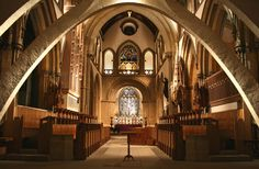 Beautiful Llandaff Cathedral is the venue for this weekend's concert. The Cardiff University Symphony Orchestra and Chamber Choir will be performing Kodaly, Verdi and Dvorak on Saturday night. http://concerts.cf.ac.uk