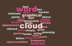 Nine Excellent (Yet Free) Online Word Cloud Generators | Free and Useful Online Resources for Designers and Developers
