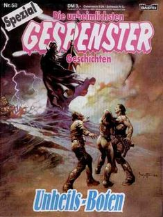 Gespenster Geschichten Spezial #58 - Unheils-Boten