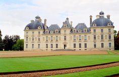 Château de Cheverny http//lavigenna.com