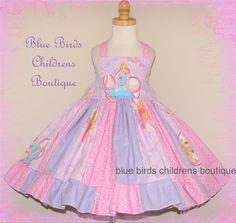 Disney Princess Birthday Outfit | Disney Princess Cinderella Snow White Belle - BBCB Boutique - Girls ...