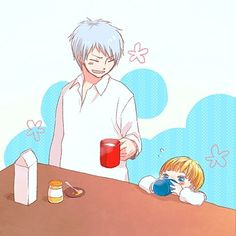 AWWW how cute is this!? Little Germany and Prussia!!
