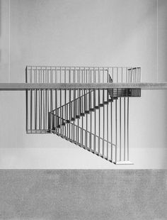 Architecture Concept Diagram, Innovative Architecture, Stairs Architecture, Interior Architecture, Staircase Handrail, Staircase Design, Earthy Home, Arch Model, Interior Stairs