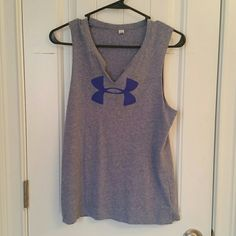 Women's Under Armour Tank Top Women's Under Armour Tank Top. Only worn once. Under Armour Tops Tank Tops
