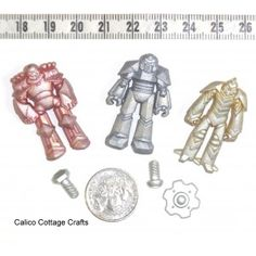 Transformers Novelty Button Embellishments #238