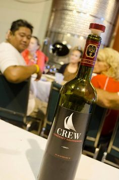 enjoying our 2008 Cabernet Sauvignon before it's sold out (photo credit: WindsorEats) Cabernet Sauvignon, Wine Tasting, Photo Credit, Bottle, Flask, Jars