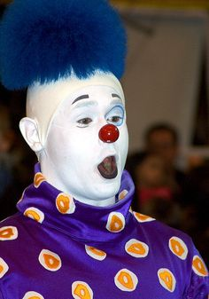 Circus clown Jesse Highley (Ringling Brothers)