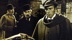 James Mason, Frank Finlay  and Christopher Plummer -- Murder by Decree.