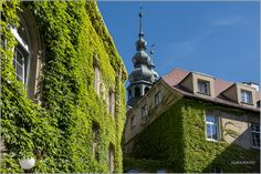 The old city of Nysa (Poland) by AlexanderTomilin