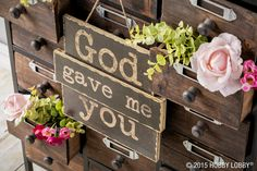 Whether this hangs at your wedding or in the walls of your home, always remember the blessings in your life!