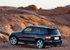 saw this car today and fell in love -- Mercedes-Benz GLK 350