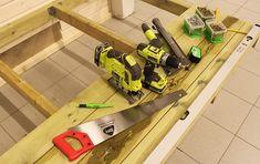 HUS OG HJEM , HAGE - Slik bygger du platting eller terrasse på 1-2-3 Nerf, Toys, Gaming, Games, Toy, Beanie Boos