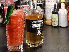 Smokecraft Vodka: Wodka mit Rauch macht spannendere Wodka-Cocktails!