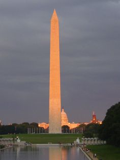 Washington DC; I grew up in this area and loved going to the monuments on the weekends with my family.... great memories....
