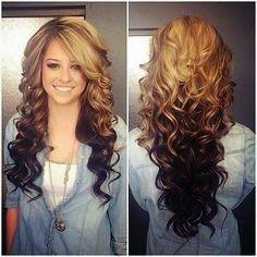 Curly hairs amazing | Fashion World