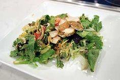 The Dish | Chicken Quinoa Salad with Lime Cilantro Ranch Dressing thedishon6.com