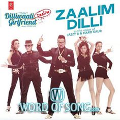 #ZaalimDilli new rocking song from #DilliwaaliZaalimGirlfriend by #JazzyB #HardKaur