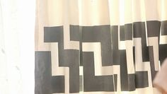 How to Transform your Curtains with Taniko Patterns - Whānau Living Creative Inspiration, Design Inspiration, Weaving, Arts And Crafts, Curtains, Patterns, Inspired, Prints, Home Decor