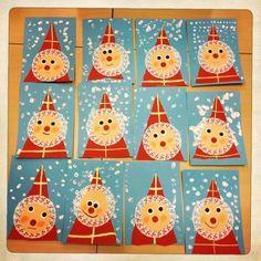 Christmas Crafts For Kids, Christmas Activities, Christmas Time, Christmas Ornaments, St Nicholas School, St Nicholas Day, School Decorations, Winter Holidays, Kindergarten