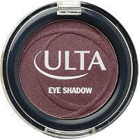 ULTA - Eyeshadow in Eggplant (MT, matte) #ultabeauty. gluten free.  This is one of my favorite eyeshadows. Especially when I wet my brush to use it