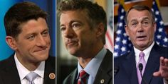 [FLYOVER FEATURE] Conservatives united: Tea Partiers, RINOS and wacko birds, oh my