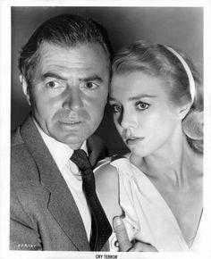 James Mason & Inger Stevens