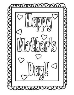 Acrostic book to make for Mother's Day!