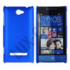 Blå HTC 8S Cover
