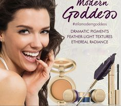 Stila Modern Goddess Makeup Collection for Fall 2015 | MakeUp4All