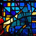 picture of stained glass