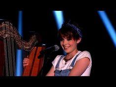 Edinburgh pupil Anna McLuckie of talent catcher Broughton High School performs 'Get Lucky' by Daft Punk - The Voice UK 2014: Bli...