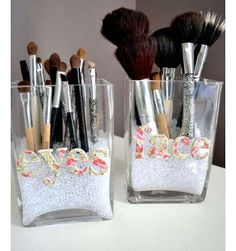 7 einfache Ideen für die Speicherung von Kosmetika | Mode