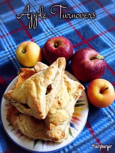 Apple Turnovers | @f