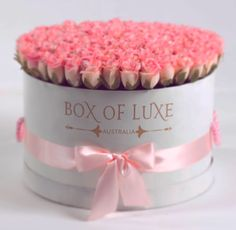 Luxurious pink