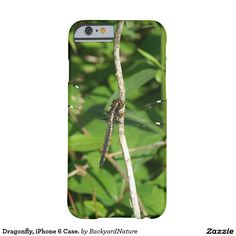 Dragonfly, iPhone 6 Case. Barely There iPhone 6 Case