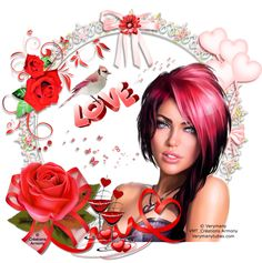 super tag st-valentin Love Images, Creations, Clip Art, 3d, Tags, Disney Princess, Disney Characters, Flowers, Anime