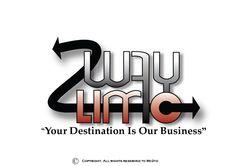 2 Way Limo Logo Design, Graphic Design, 2 Way, Limo, Company Logo, Business, Visual Communication