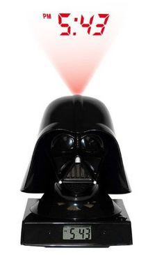 DESPERTADOR PROYECTOR STAR WARS: DARTH VADER - YoElijoElPrecio.com