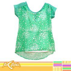 Las pequeñas crecen y con ellas la ropa que visten, encuentra estilo y encanto en 3er.Piso niñas #tiendalagloria