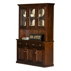 Eagle Furniture 54 in. Customizable Coastal Dining Buffet and Hutch