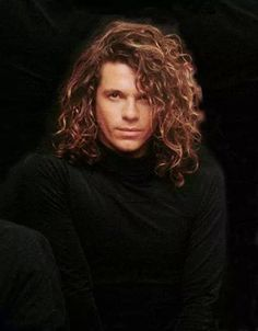INXS - Michael Hutcherson - damn, he was gorgeous and so talented.