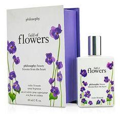 Field Of Flowers Violet Blossom Eau De Toilette Spray - 60ml-2oz