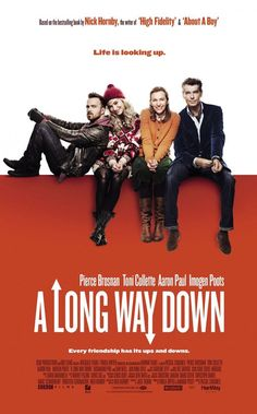 Four people meet on New Year's Eve and form a surrogate family to help one another weather the difficulties of their lives.