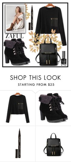 """""""Zaful 29/2"""" by erina-salkic ❤ liked on Polyvore featuring UGG Australia and Smith & Cult"""