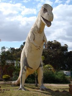 the big dinosaur in Renmark Aussie Australia, Visit Australia, Iconic Australia, South Australia, Australia Travel, Attraction World, Roadside Attractions, Travel With Kids, Aussies