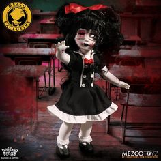 Living Dead Dolls Resurrection Maggot Mezco LDD 2018 NYCC SDCC Fall Exclusive